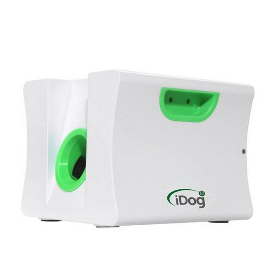 Afbeeldingen van iDog Mini Automatic Ball Launcher