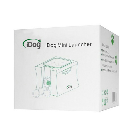 Afbeeldingen van iDog Mini Automatic Ball Launcher