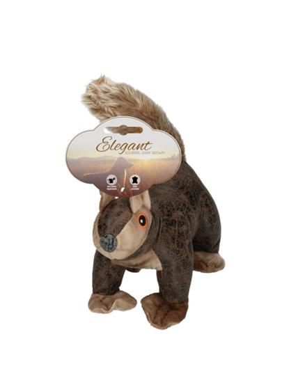 Afbeeldingen van Elegant Squirrel  Donker bruin