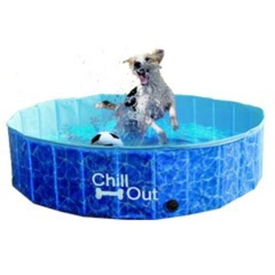 Afbeeldingen van AFP Chill Out-Splash and fun Dog Pool M 120 cm - kopiëren
